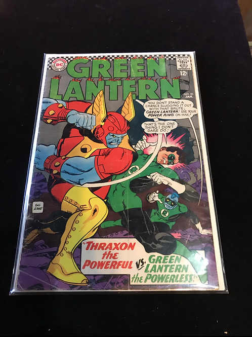 DC Green Lantern