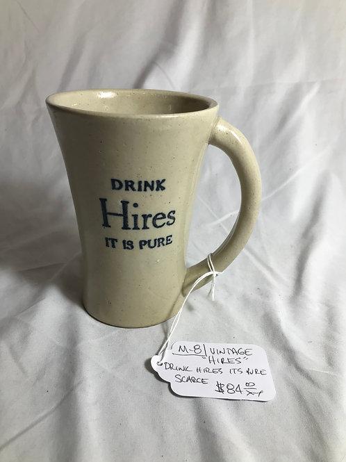 Hires Stoneware Mug