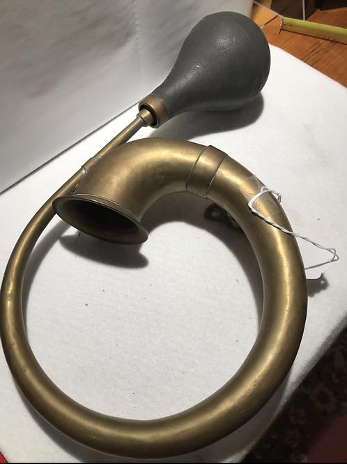 Carriage Car Side Horn