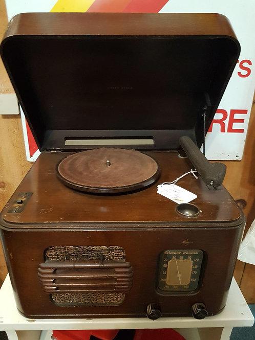 Stewart Werner Radio - Phono