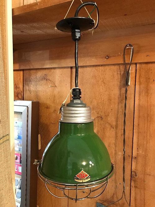 MTS Enamel Lamp
