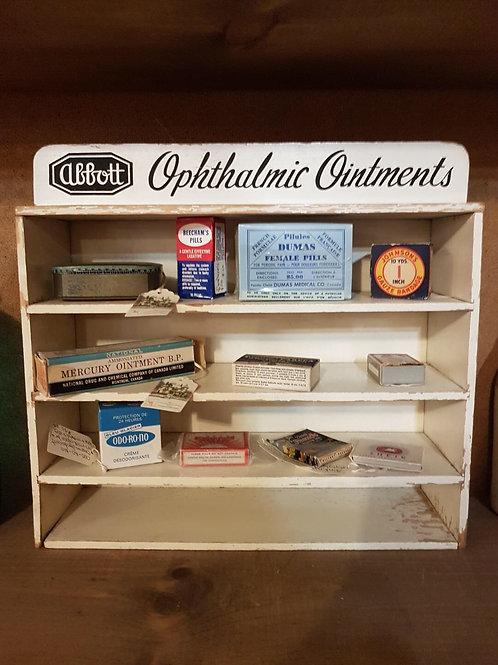 Abbott Ointment Shelf