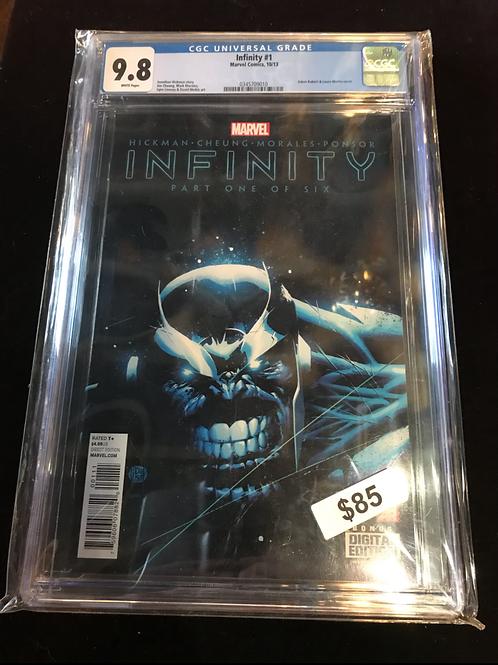 Marvel Infinity #1