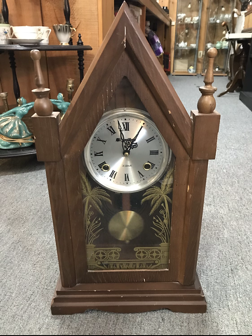 Carillon Korea Mantle Clock