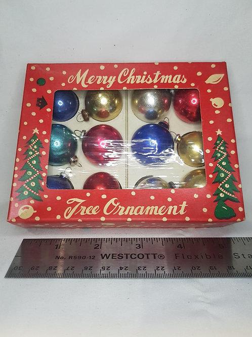 Mini Ball Ornaments