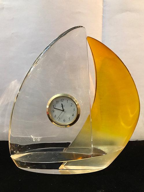 Shell Canada Clock