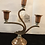 Thumbnail: Venetian Copper Art Deco Style Candle Holder