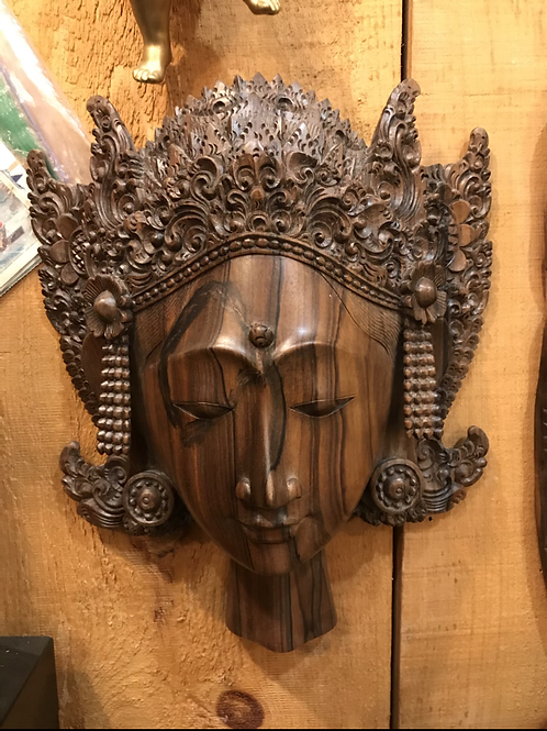Mask Carving