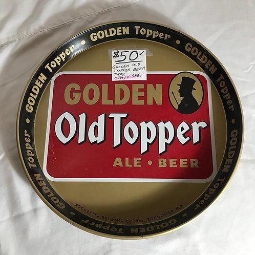Golden Old Topper Tray