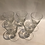 Thumbnail: Set of 5 Cornflower  Sherry Glasses