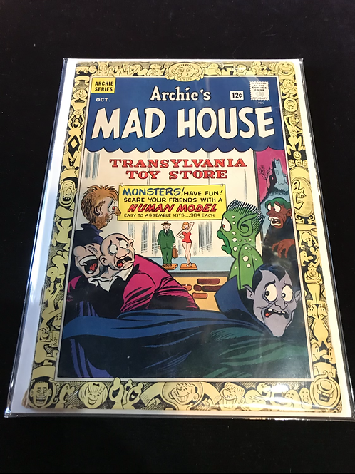 Archie's Mad House