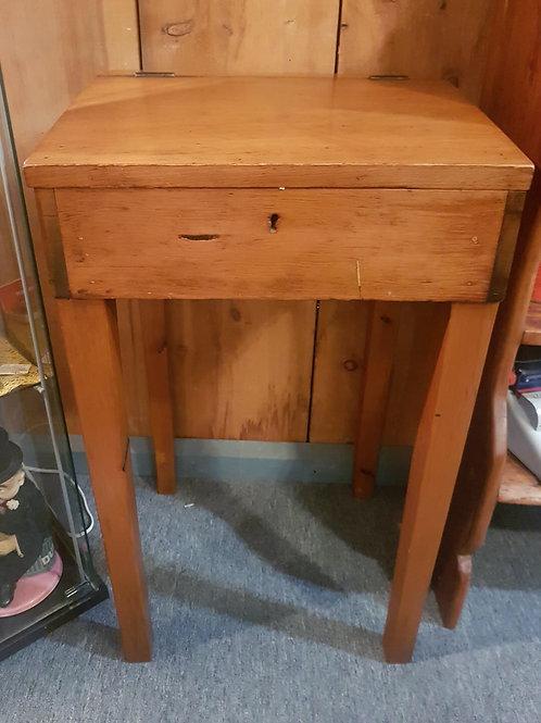 Primitive pine Desk