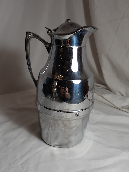 Thermos Stronglas Stainless Steel Pitcher