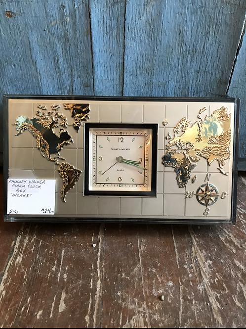 Phinney Walker alarm clock box