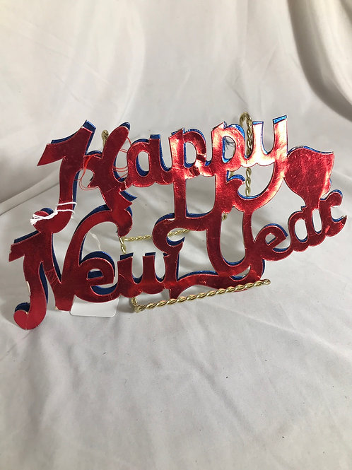 Happy New Year Signs