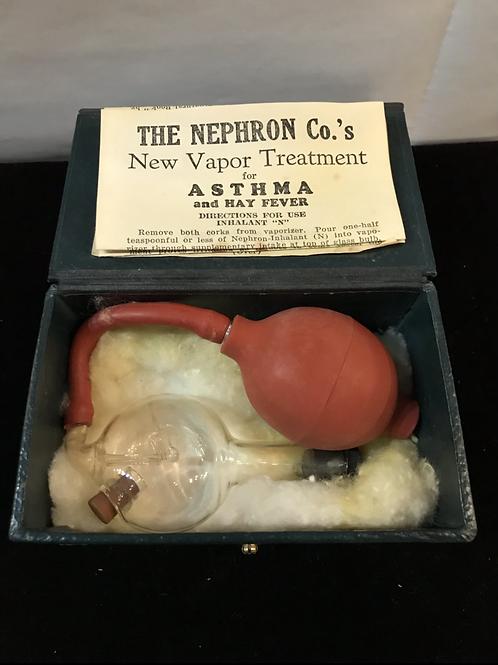 Nephron Co. Vapor Treatment
