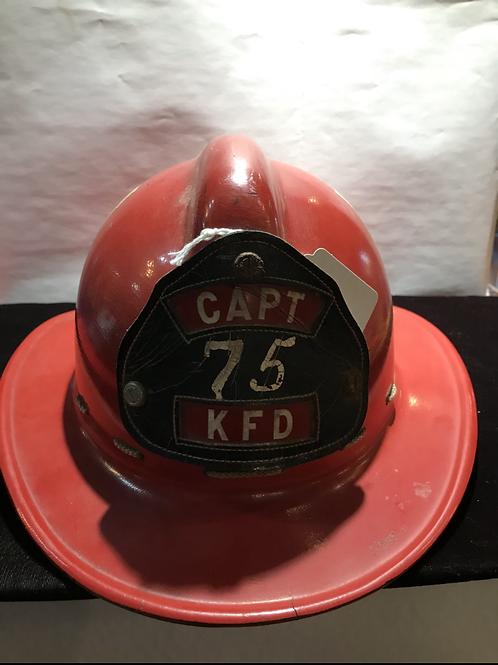 MSA Skullgard Fireman's Helmet