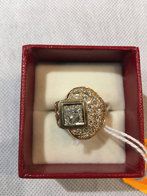 Diamond Ring with Appraisal