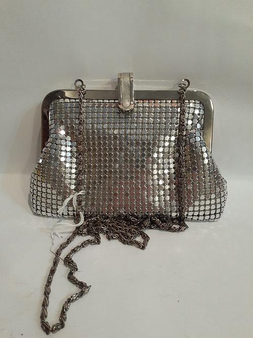 Vintage Silver Purse