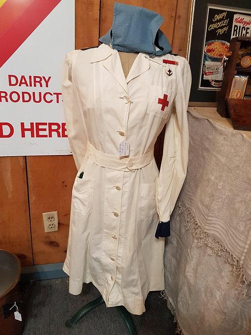 WW2 Nurses Uniform