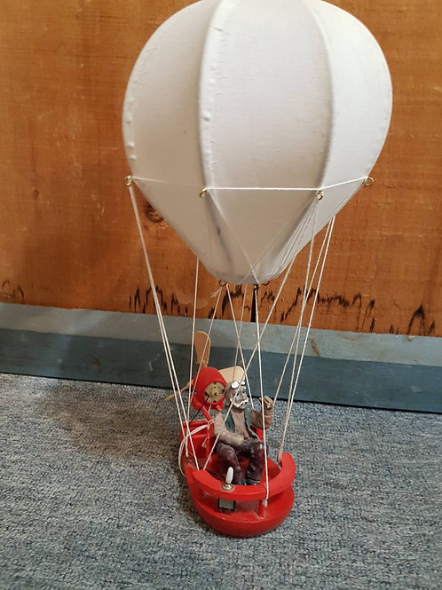 Hot air Balloon explorer