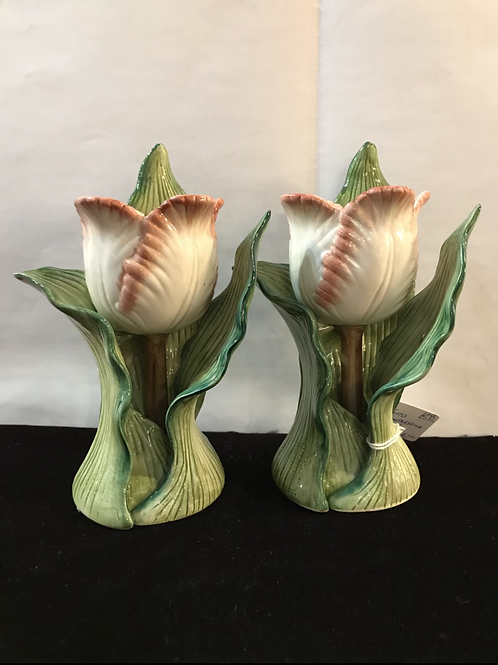 Tulip Candle Holders