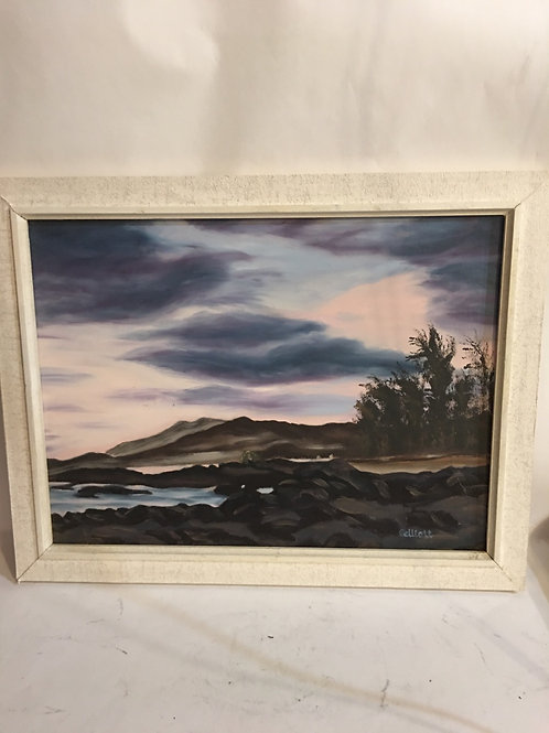 Original Oil Catherine Elliott