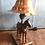 Thumbnail: Copper horse light