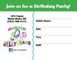 JJ Birthday Invite Back