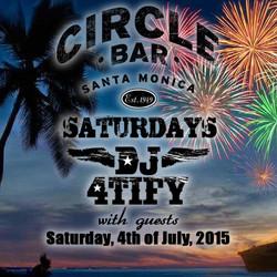 CircleBarSAT 4th JULY