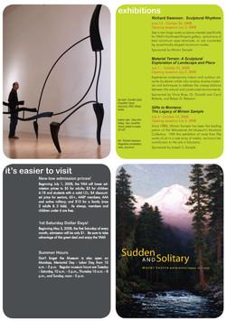 Yellowstone Art Museum Newsletter