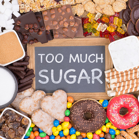 Sugar and Your Prostate Health