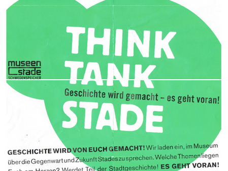 Think Tank. Geschichte wird gemacht - es geht voran!