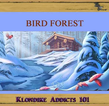 Valentine's Update Part 1: Bird Forest