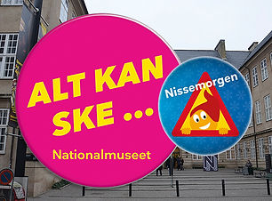 Badges til Nationamuseet