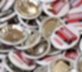 38 mm badges