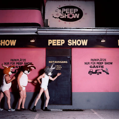 Peepshow Verena Prenner