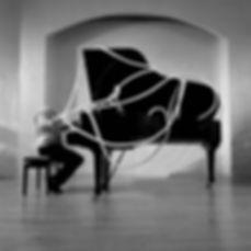 Verena Andrea Prenner Pianist hands