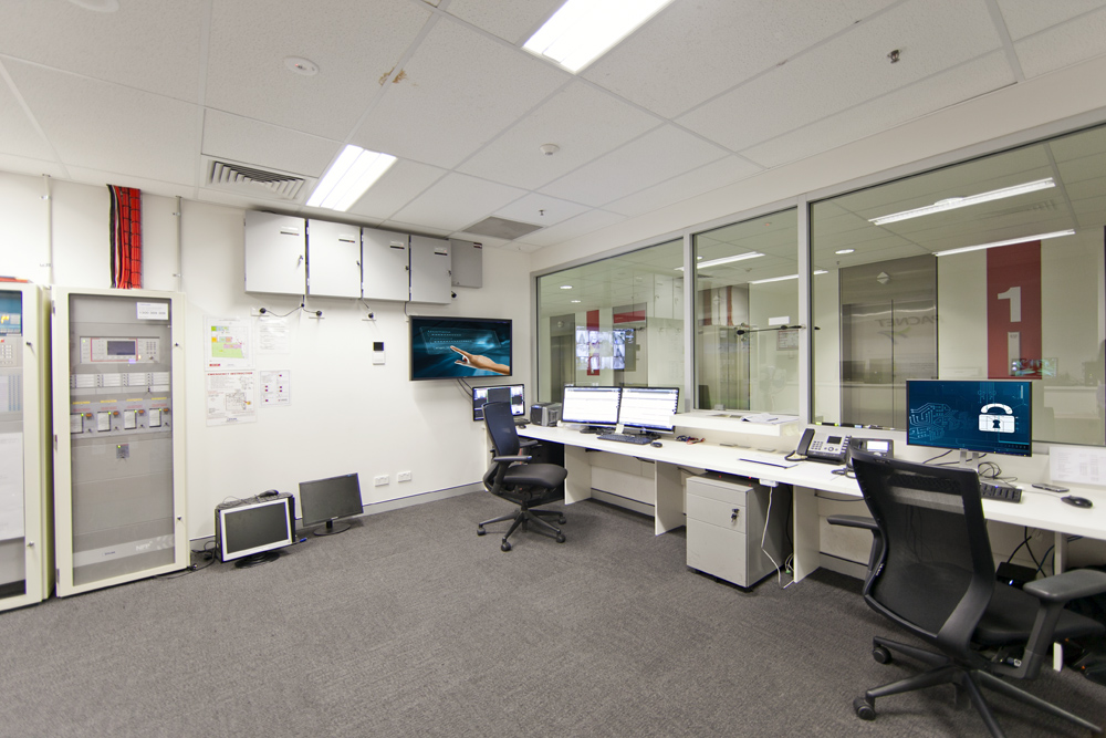 Pacnet Sydney date centre stage 2