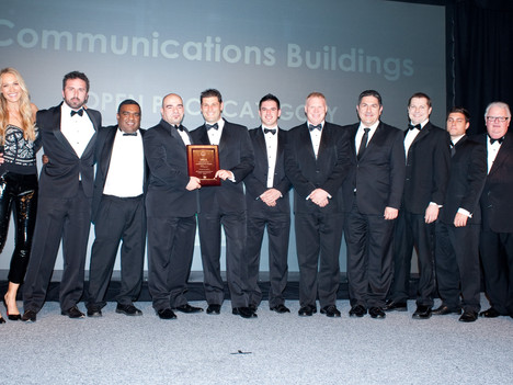 Multiple MBA Excellence in Construction Awards