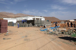 Nawras Cable Landing Station