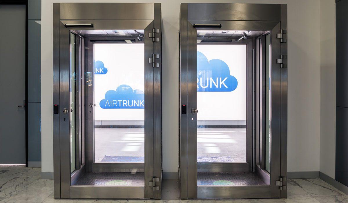 AirTrunk Sydney date centre