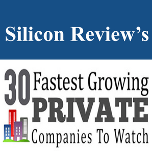 "We are recognised among ""30 Fastest Growing Private Companies to Watch 2017"" by Silicon Re"