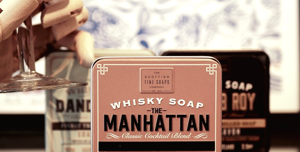Cocktail Soap Collection 100g