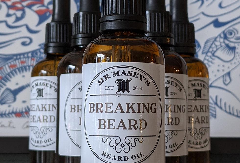 """""""Breaking Beard"""" beard oil 50ml"""