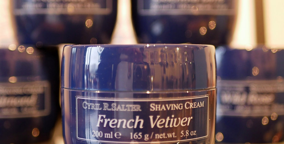 Cyril R Salter Shaving Cream