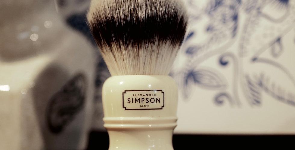Simpson Trafalgar Synthetic Shaving Brush