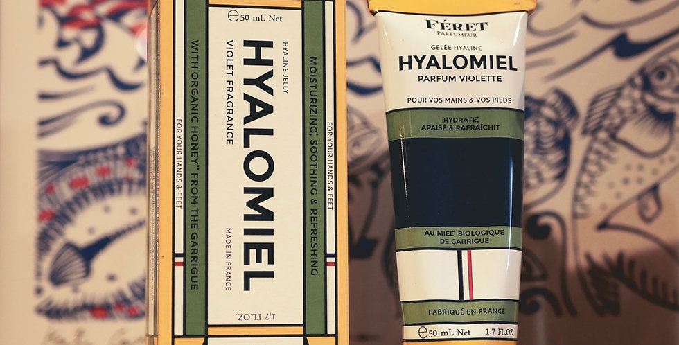 Feret Parfumeur Limited Edition Art Deco Hyalomiel Hand Cream 50ml