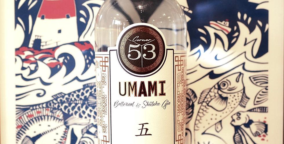 Corner 53 : Umami Gin 70cl