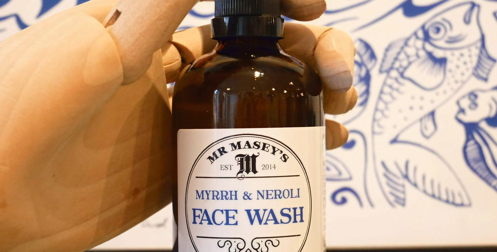 Mr. Masey's Face Wash - dry skin